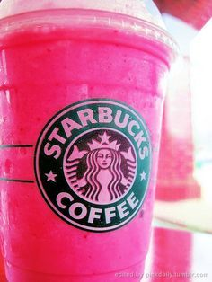 Camping Drinks, Starbuckss Coffee, Starbucks Coffee, Epic Starbucks, Starbucks Craze, Pink Starbucks Drinks, Starbucks And Drinks