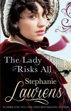 The Lady Risks All - an absolutely stunning standalone novel from the queen of Regency romance