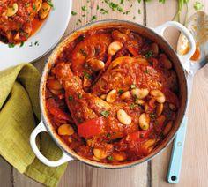 One-pot Spanish-style chicken