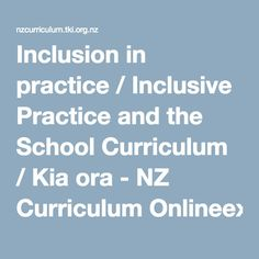 inclusion in practice Inclusion practices in education by: bred • research paper • 4,387 words • november 21, 2009 • 503 views inclusion practices in education essaysforstudentcom 11 2009.