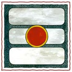 Tripundra is a Saivite's great mark, three stripes of white vibhuti on the brow. This holy ash signifies purity and the burning away of anava, karma and maya. The bindu, or dot, at the third eye quickens spiritual insight.