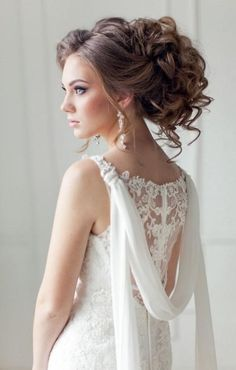 прическа на свадьбу собранные волосы - Поиск в Google