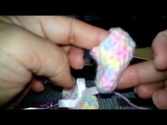 ▶ HOW TO MAKE BABY BOOTIES AS A SOUVENIR FOR BABY SHOWER - YouTube