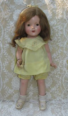 Fabulous - Effanbee 'Mary Lee' Composition Doll