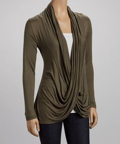 Black Cowl Neck Top   Daily deals for moms, babies and kids