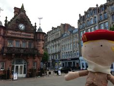 Glasgow, Scotland. June 2013