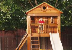 31 Free DIY Playhouse Plans to Build for Your Kids' Secret Hideaway Kids Playhouse Plans, Kids Indoor Playhouse, Gazebo Plans, Backyard Playhouse, Build A Playhouse, Wooden Playhouse, Shed Plans, Outdoor Playhouses, Indoor Playground