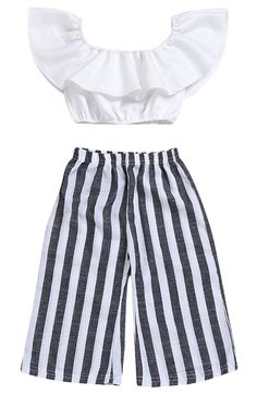 New Fashion Kids Style Pants 68 Ideas Baby Girl Pants, Toddler Pants, Girls Pants, Baby Girl Dresses, Baby Boy, Toddler Boys, Fashion Kids, Little Girl Fashion, Toddler Fashion