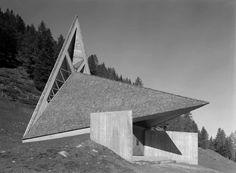 Chapel   1963-64   Axamer Lizum, Austria   Horst Parson