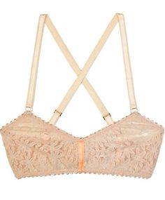 LONELY Apricot Soft Cup bra. I suddenly feel like I will be some sort of a failure if I do not own every single piece from this collection. Donations now being accepted.