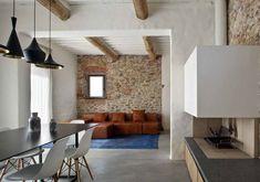 Come si ristruttura un antico casale nella campagna toscanaelledecoritalia