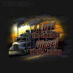 What gets you going in the #morning? #Trucking #SemiTrucks