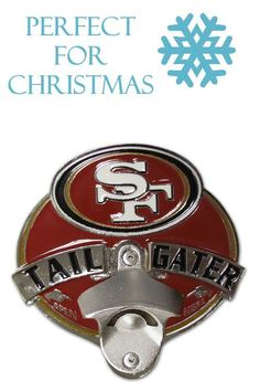 4272f092ac6c NFL Tailgater Hitch Cover -San Francisco 49ers
