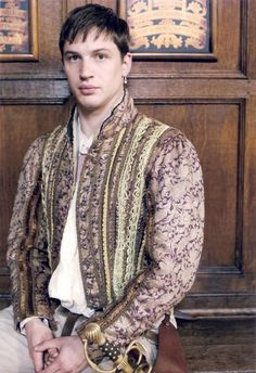 - The Virgin Queen (TV Mini-Series Tom Hardy as Robert Dudley episodes, The Virgin Queen explores the full sweep of Elizabeth's life: from her days of fear as a potential victim of her sister's terror; through her great love affair with Robert Dudley Marlon Brando, Tom Hardy Bronson, Tom Hardy Photos, Queen Costume, Thing 1, Christopher Nolan, I Have A Crush, Man Crush, Gorgeous Men