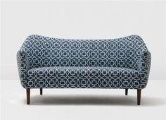 mid-century modern sofa #diy inspiration
