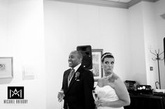 Indianapolis State house wedding. Reception at The Conrad Indianapolis. Shot by Michael Anthony Photography.