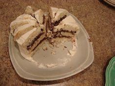 DIY Wedding Cake I Want To Try Her Norwegian Sponge Recipe