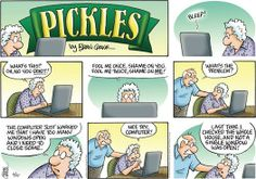 #PICKLES_20140615_DAILY_COMIC_STRIP [Salvador E. Prado in Facebook to Pinterest]