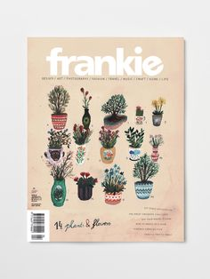 Frankie, July/August 2013,