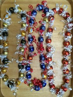 Lindt Candy Lei