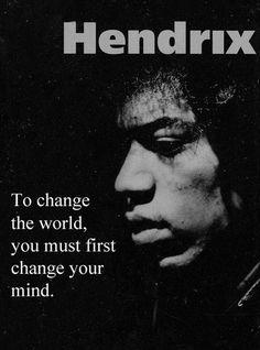 Jimmy Hendrix Quote