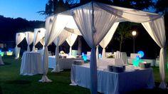 Un cielo azzuro, una calda serata siciliana, un bel buffet di antipasti ad isole...ci sono tutti gli ingredienti per poter dar dare la giusta accoglienza agli sposi in questa meravigliosa location.