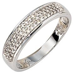 Dreambase Damen-Ring mit 50 Diamant-Brillanten 14 Karat (... https://www.amazon.de/dp/B00AEEEIV4/?m=A37R2BYHN7XPNV