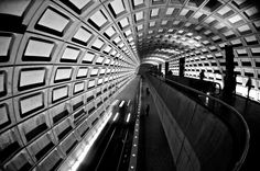 Fond childhood memories of the subway stations in Washington DC