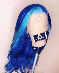 Human Wigs, Human Hair Lace Wigs, Hair Wigs, Creative Hair Color, Pretty Hair Color, Colored Wigs, Baddie Hairstyles, Lace Hair, Aesthetic Hair
