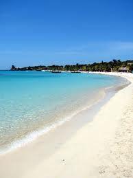 West Bay Beach in Roatan, Honduras