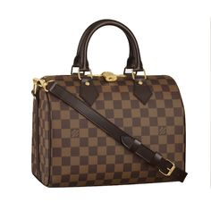c2468091cc1202 Speedy 25 With Shoulder Strap bags style. lv handbags fashion show .
