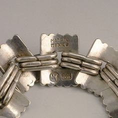 Hector Aguilar sterling silver mark