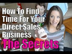 AMAZING! Direct Sales Mom Shares Secrets To Getting It ALL DONE!
