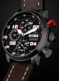 Professional Chronograph d'Aviator