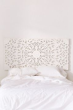 Slide View: 2: Sienna Headboard