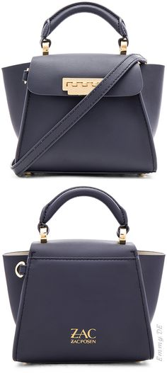 Emmy DE * ZAC ZAC POSEN Eartha Iconic Top Handle Mini Bag