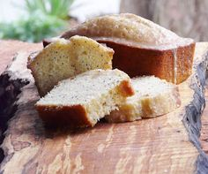 Thibeault's Table: Vanilla Poppy Seed Loaf