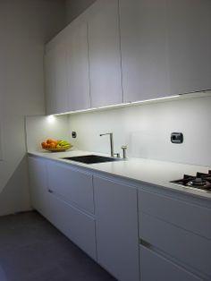 Luci led sottopensile cucina Aster | Realizzazioni | Pinterest