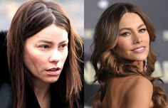 Sofia Vergara – 30 shocking photos of hot celebrities without makeup or Photoshop Baby Cosplay, Celebrity Costumes, Celebrity Makeup, Sofia Vergara, Party Hairstyles, Celebrity Hairstyles, Photoshop Tutorial, Celebs Without Makeup, Makeup Before And After