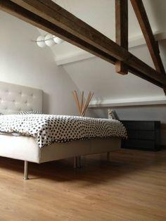 zolder slaapkamer