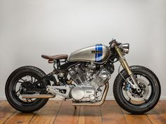 Yamaha Bobber #motorcycles #bobber #motos | caferacerpasion.com
