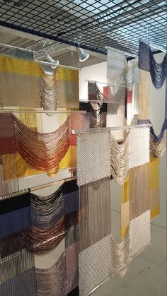 Float Weavings by All Roads at Sight Unseen Offsite. Available now for purchase.