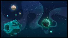 Cartoon Background, Animation Background, Art Background, Art Environnemental, Character Art, Character Design, 2d Game Art, Science Illustration, Gifs