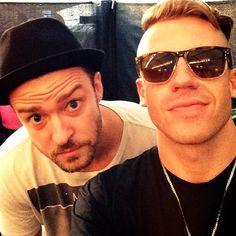 Macklemore & Justin Timberlake ❤