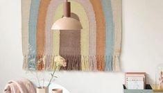 5 tutoriales sencillos en vídeo para hacer un tapiz con telar Weaving, Diy, Rugs, Crochet, Home Decor, Textiles, Farmhouse Rugs, World, Loom Knitting Projects