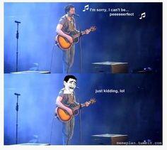 Simple Plan! Hahaha!