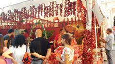 Rieti si tinge di rosso con la 6° Fiera Campionaria del Peperoncino