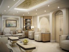 The first Boeing 747-8 VIP private jet has been delivered to a confidential client — it featuring a stateroom, multiple lounges, an office, and a dining...