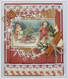 Mariannes papirverden.: Sjokoladekort - Pion Design