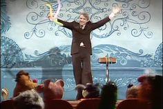 Watch Steve Martin Make Balloon Animals on 'The Muppet Show' | Mental Floss